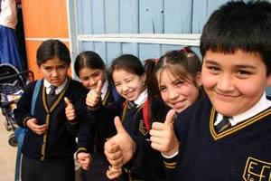 Listos 2.409 cupos para alumnos favorecidos por Ley de Contratación