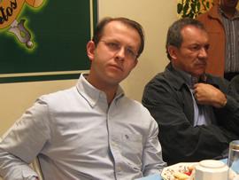 Conservadores de Soacha respaldan a Andrés Felipe Arias