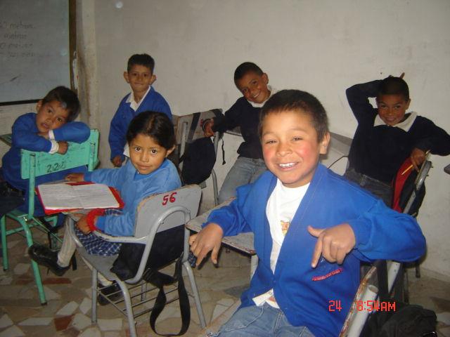 Todos a clase en Soacha