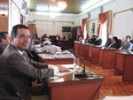 Concejo aprueba moción de observación a jefe de oficina jurídica