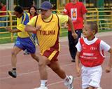 16 deportistas representarán a Soacha en las olimpiadas FIDES