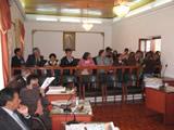 Tensión en el concejo por visita de comisión de los corregimientos uno y dos