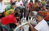 Colanta regala 30 mil litros de leche en Altos de Cazucá