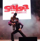 Finalizó Festival de Salsa al Parque en Bogotá