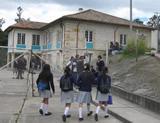 Abandono total a la educación rural