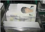 Las gabetas de la Registraduría están llenas de cédulas