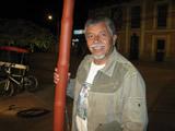Profesor Gustavo Moncayo decidió quedarse hoy en Soacha
