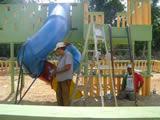 El sábado se entregará parque infantil en la comuna seis