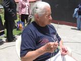 La rumba aeróbica contagió a los adultos mayores