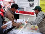 63 entidades en la Feria de Servicios del barrio Santo Domingo
