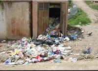 Las basuras invaden a Soacha