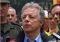 Virus AH1N1 también contagió al gobernador  Andrés González Díaz