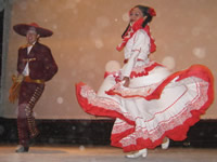 Soacha disfrutó el baile del zapateado