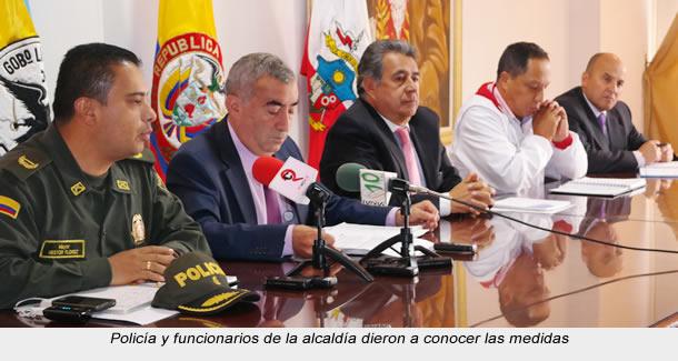 Estrategias para contrarrestar inseguridad en la I.E. Luis Carlos Galán