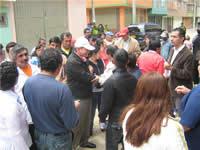 Encuentros comunitarios en la Capilla y León XIII