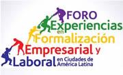 Las experiencias en formalización laboral y empresarial estarán hoy en Bogotá