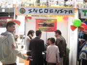 Microempresarios estudiantiles expusieron sus productos en la Feria de Integración con el Sena