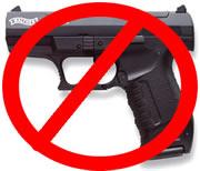 Restricción de armas en Bogotá hasta el 01 de noviembre