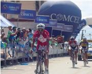 Fabio Duarte ganó en Soacha y Ortega mantuvo el liderato