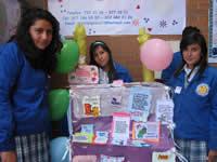Estudiantes del Colegio Santa Ana, impulsados a crear Microempresas