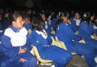 Jóvenes emprendedores se reunieron en el Teatro Sua