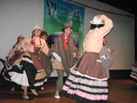Concluyó el evento que rescata el folclor tradicional de país