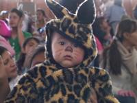 Niños beneficiarios de Familias en Acción disfrutaron del Halloween