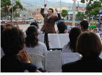 Sinfónica de Sibaté, mayor puntaje en Anapoima