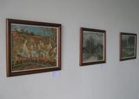 Exposición de arte impresionista en la Biblioteca Colsubsidio de Soacha