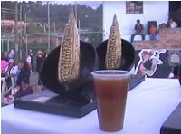 Sibaté rindió tributo a la Chicha y el Maiz