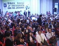 Jóvenes protagonizaron Festival de Cine