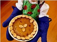 Prepare un delicioso pastel de calabaza