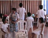 Novedosas iniciativas para aprender inglés experimentan estudiantes del Colegio Ricaurte