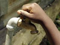 Cortes de agua en San Mateo por trabajos del acueducto