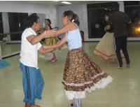La danza, el medio más eficaz para rescatar la tradición oral y el folclor de los soachunos