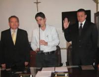 Se posesionó  mesa directiva del Concejo para 2010