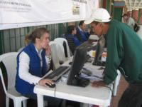 Aceptable asistencia de desplazados a Encuentro de oferta institucional