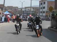 La Moto velocidad se tomó a Soacha