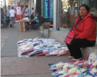 Vendedores externos amenazan acuerdo  entre asociaciones informales y Alcaldía