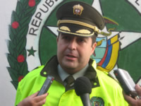 Soacha tiene nuevo comandante de Policía