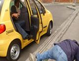 Combata el «paseo millonario» con Taxi 911