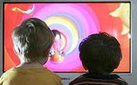 La televisión en los niños, el «enemigo» en casa