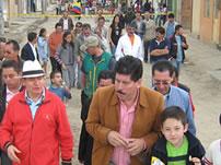 Se inician recorridos para supervisar obras en el municipio