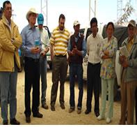 Avanzan las obras del alcantarillado en Ciudadela Sucre
