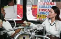 A partir de hoy, alza de 100 pesos en transporte público