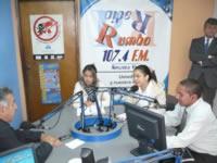 Radio Rumbo Stéreo cumple doce años de labor social