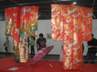 Arte japonés y exposición fotográfica en la Casa de la Cultura de Soacha