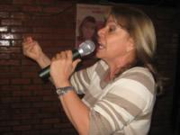 Con una propuesta social, Clara Pinillos visitó a Soacha