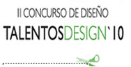 «TalentosDesign 10»  concurso de diseño internacional