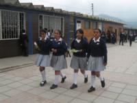Las clases en los colegios de Soacha dependerán de la evolución del paro